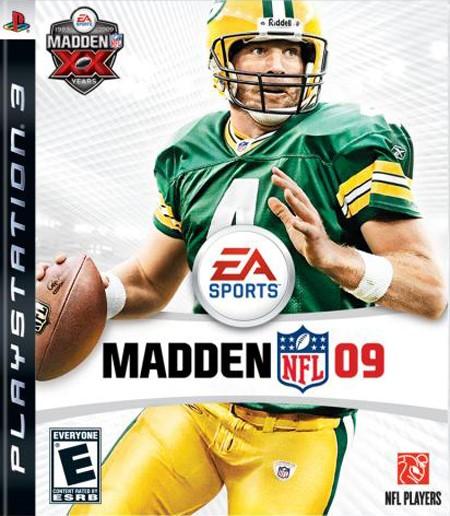SONY Sony PlayStation 2 Game MADDEN NFL 09