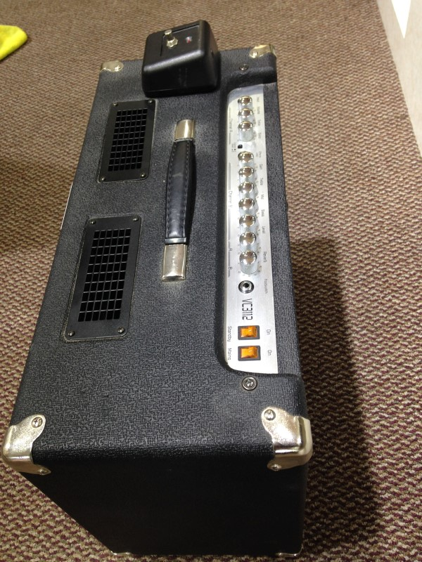 crate electric guitar amp vc 3112 vintage club series for parts or not working buya. Black Bedroom Furniture Sets. Home Design Ideas