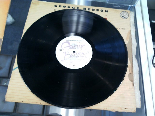 CD MUSIC BY TITLE Record GEORGE BENSON
