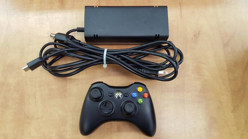 MICROSOFT XBOX 360 - 250GB - 1439 - BLACK CONSOLE