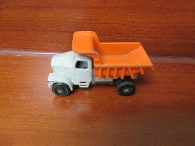 SCAMMELL LESNEY DIE CAST TRUCK NO. 16 SNOW PLOUGH