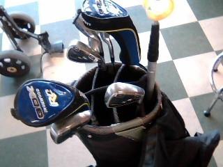 NICKENT Golf Club Set 3DX RC