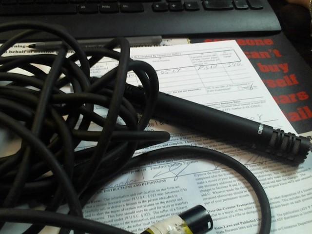 PEAVEY Microphone PVM480