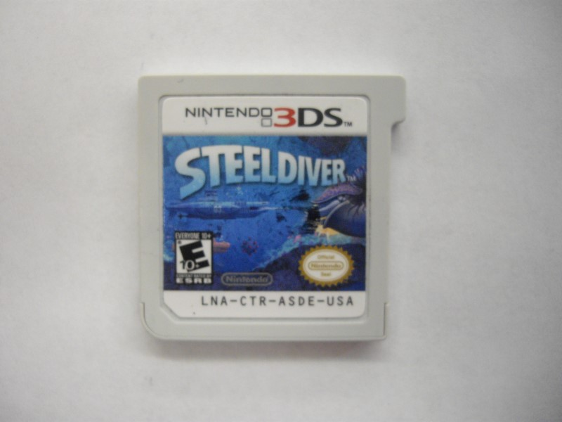 NINTENDO Nintendo 3DS STEELDIVER *CARTRIDGE ONLY*