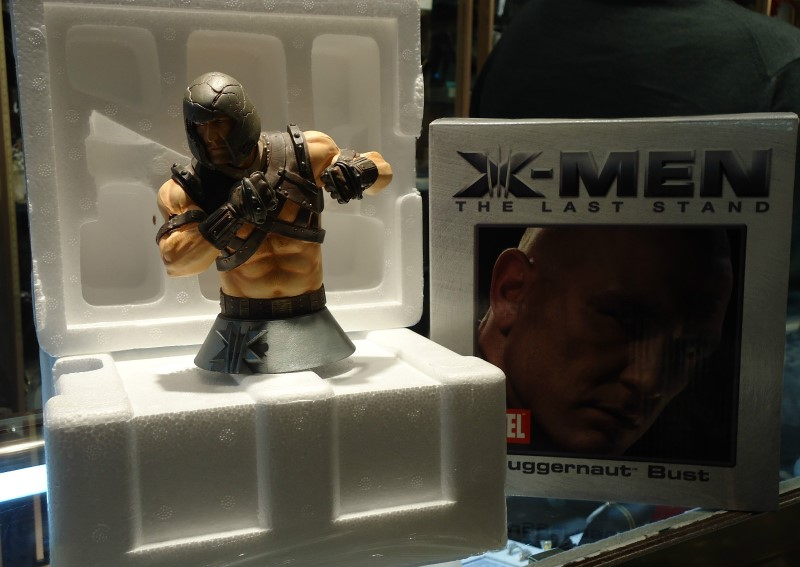 X-MEN LAST STAND JUGGERNAUT