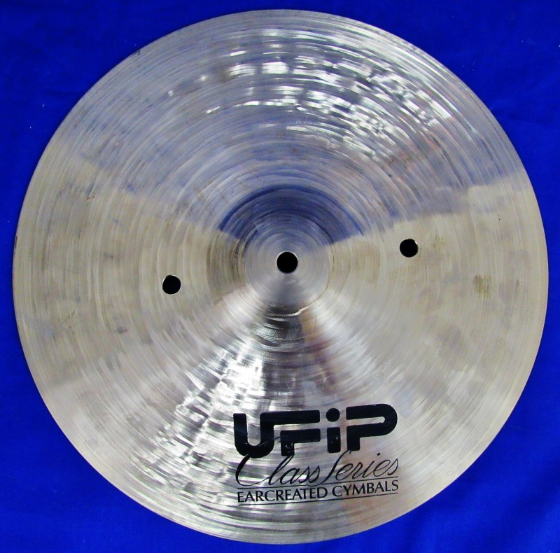 "UFIP 7 14"" HIHAT"