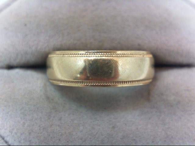 Gent's Gold Ring 14K Yellow Gold 5.6g