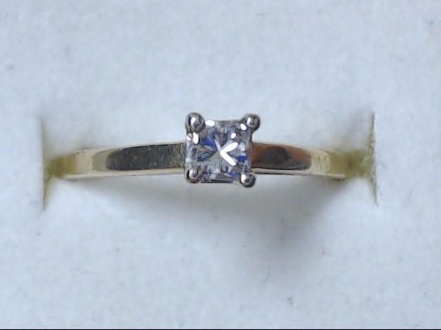 DIAMOND RING JEWELRY, 14KT, 2.10