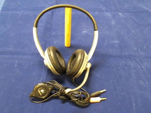 LOGITECH Headphones GAMING HEADSET