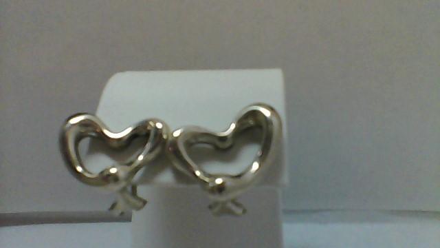 Silver Earrings 925 Silver 11.4g