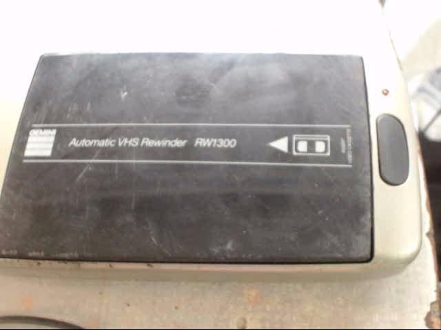GEMINI Tape Player/Recorder RW1300