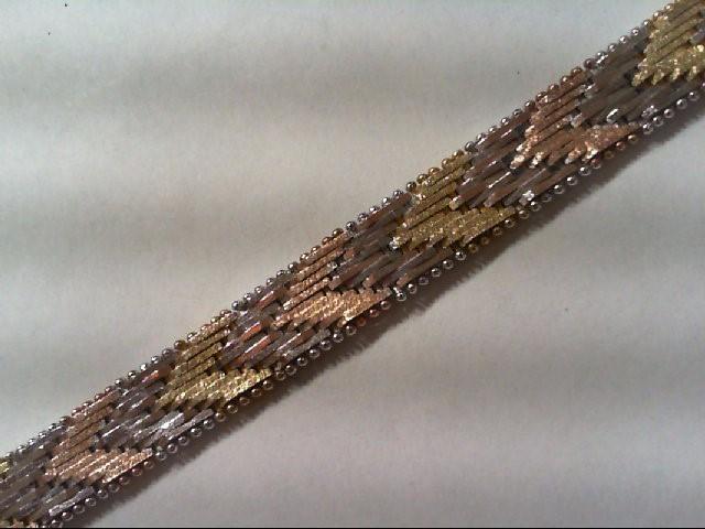 Silver Bracelet 925 Silver 19.6g