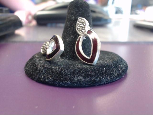 Silver Earrings 925 Silver 4.5g