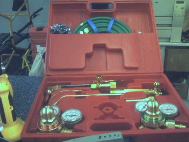 KT INDUSTRIES Gas Welder 31-5008