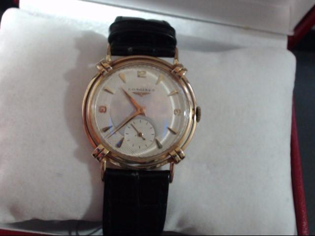 LONGINES Gent's Wristwatch MENS WATCH 14KT