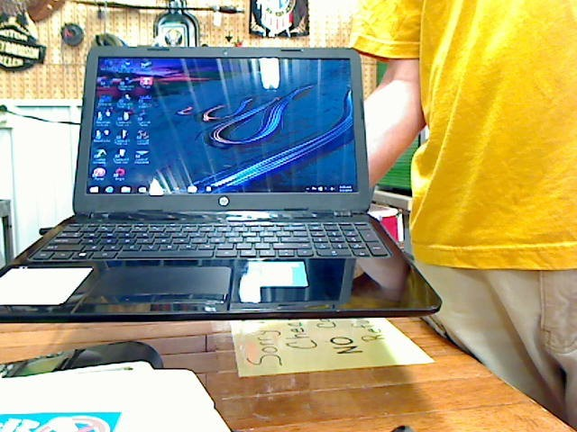 HEWLETT PACKARD PC Laptop/Netbook 15-G029WM LAPTOP