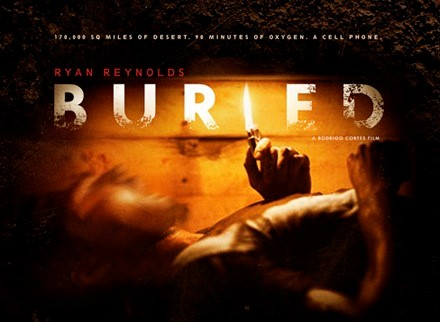 BLU-RAY MOVIE Blu-Ray BURIED