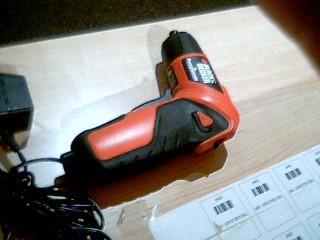 BLACK & DECKER Cordless Drill PD400LG