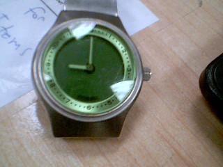FOSSIL Gent's Wristwatch JR7859 BIG TIC