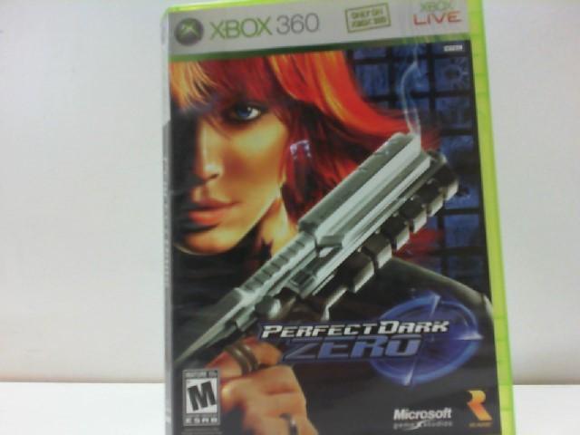 MICROSOFT Microsoft XBOX 360 Game PERFECT DARK ZERO (XBOX 360)