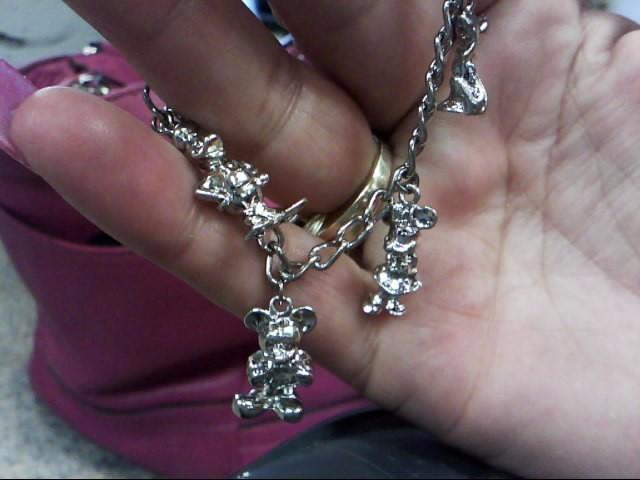 Silver Bracelet 925 Silver 9dwt
