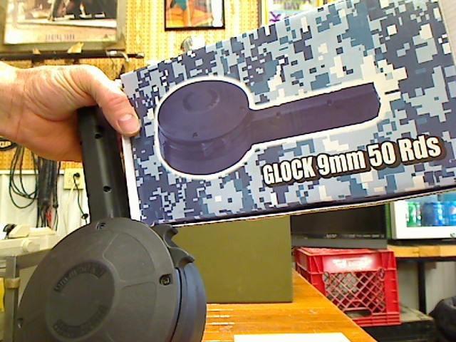 GLOCK Accessories 50RD DRUM