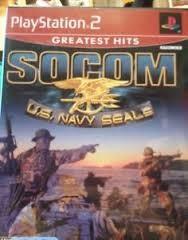 SONY Sony PlayStation 2 SOCOM US NAVY SEALS (NO HEADSET)
