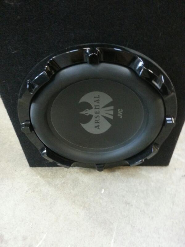 JVC Car Speakers/Speaker System ARSENAL