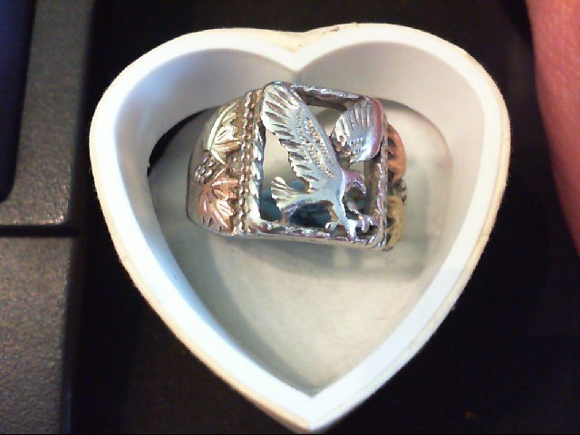 Gent's Silver Ring 925 Silver 8.7g