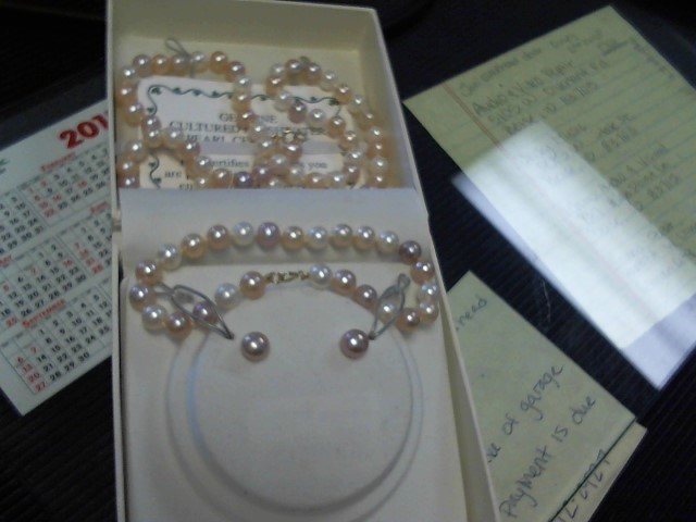 FRESH WATER Fashion Accessory PEARL NECKLACE