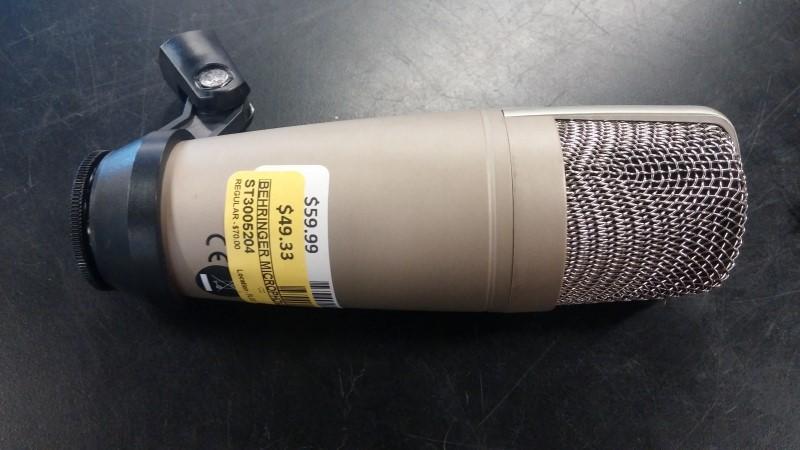 BEHRINGER Microphone C-1