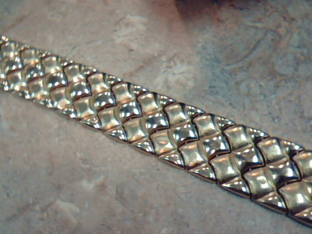 Gold Bracelet 14K Yellow Gold 21.7g