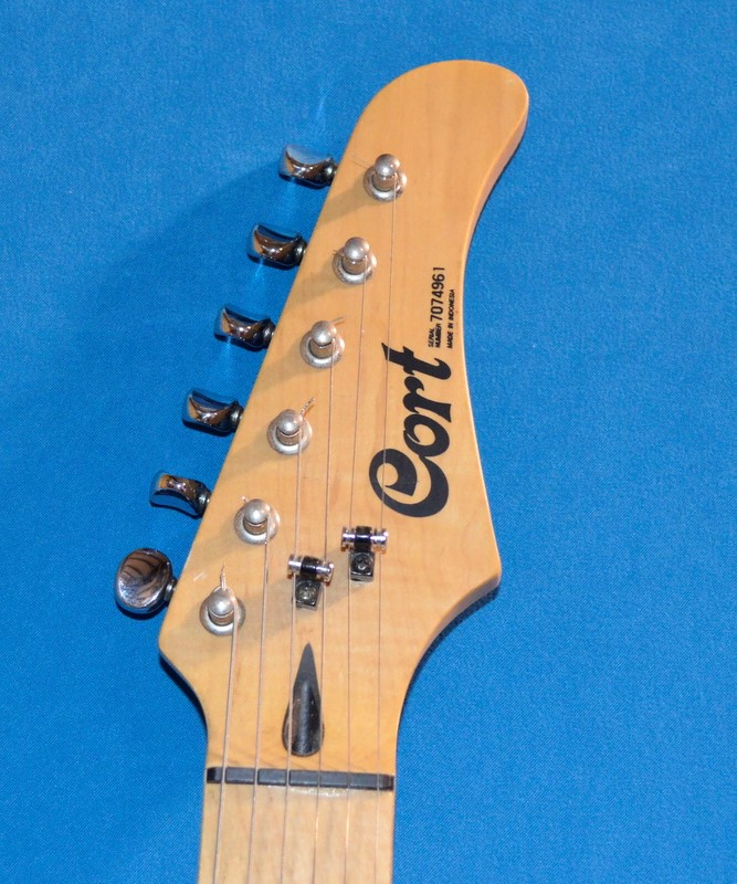 Cort Guitar Stratocaster Copy Electric 6 String Guitar