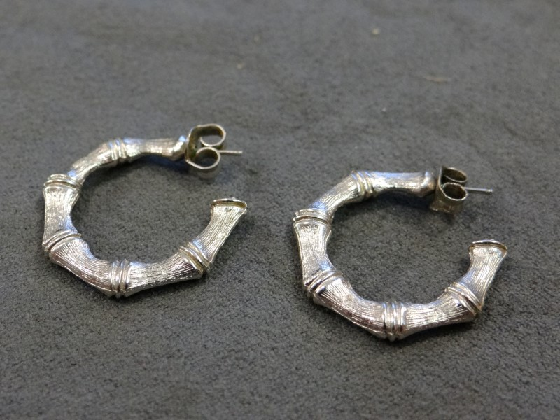 Silver Earrings 925 Silver 5g