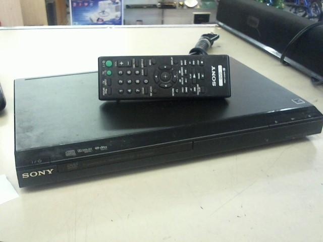 SONY DVD Player DVP-SR101P