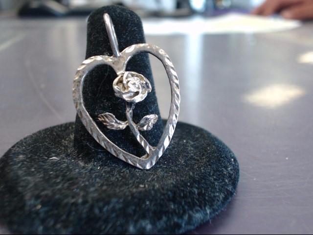 Silver Pendant 925 Silver 1.6g