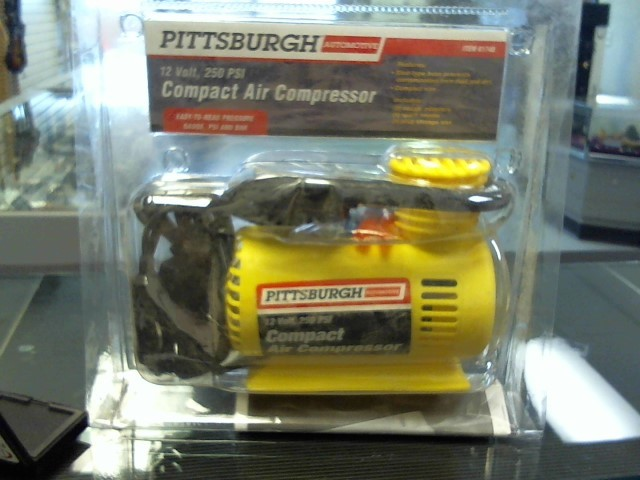 PITTSBURGH AUTOMOTIVE Other Vehicle Part COMPACT AIR COMPRESSOR