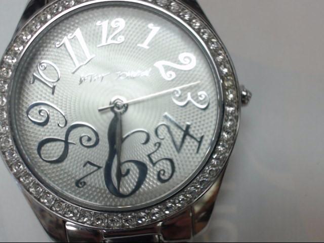BETSEY JOHNSON Lady's Wristwatch BJ4200