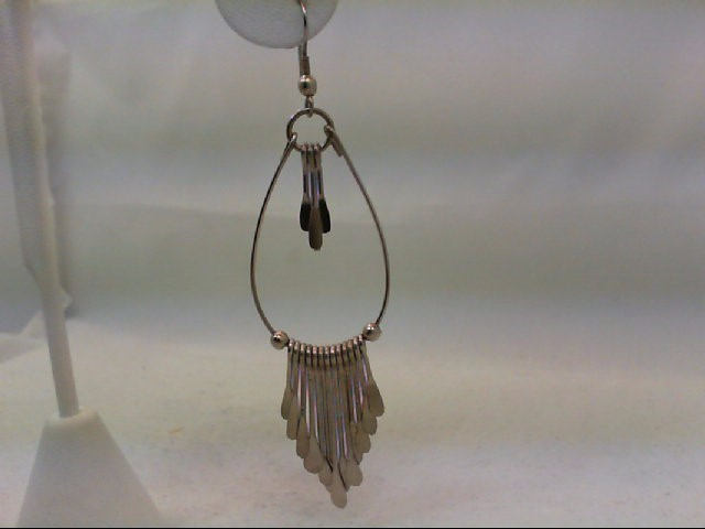 Silver Earrings 925 Silver 9.7g