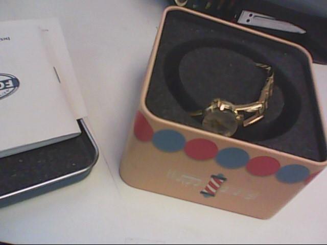 FOSSIL Lady's Wristwatch ES-9545