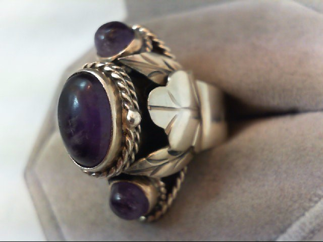 Lady's Silver Ring 925 Silver 8.3g