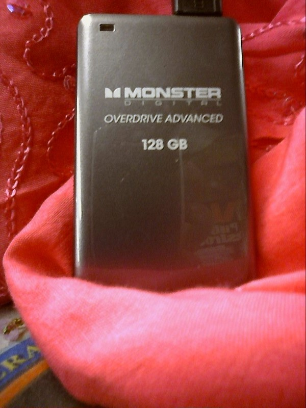 MONSTER DIGITAL Computer Accessories OVERDRIVE ADVANCED
