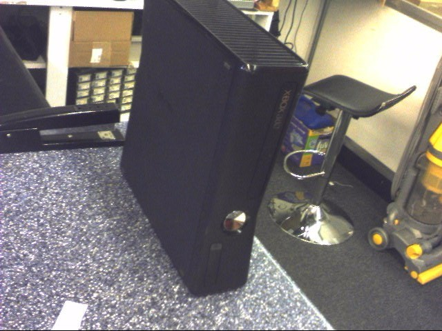 MICROSOFT Video Game System XBOX 360 250GB SLIM CONSOLE