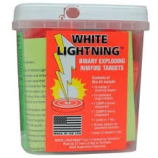 TANNERITE WHITE LIGHTNING