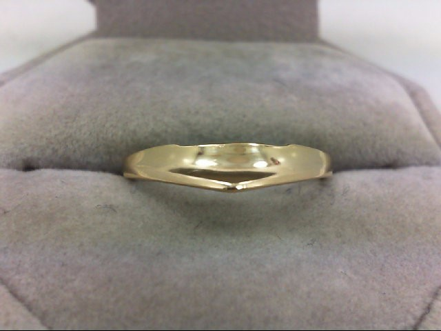 Lady's Gold Ring 14K Yellow Gold 2.2g Size:9