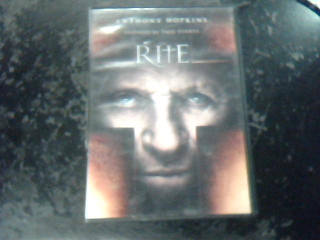 DVD MOVIE DVD THE RITE