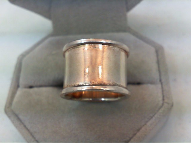Lady's Silver Ring 925 Silver 8.5g