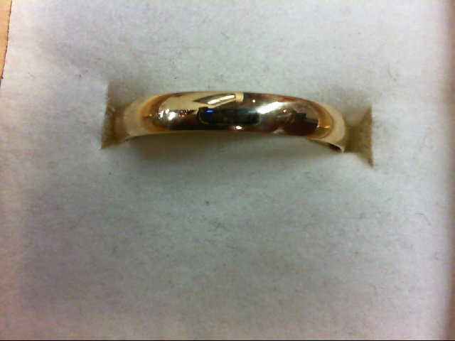Lady's Gold Ring 14K Yellow Gold 1.6g