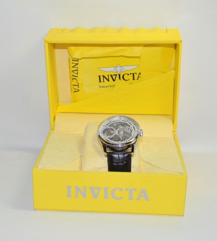 INVICTA Gent's Wristwatch FLAME FUSION 12403