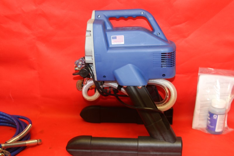 Second Hand Airless Paint Sprayer Sale
